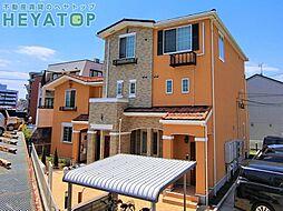 愛知県名古屋市瑞穂区洲山町3丁目の賃貸アパートの外観