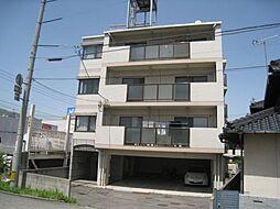 広島県広島市安佐南区中須2丁目の賃貸マンションの外観
