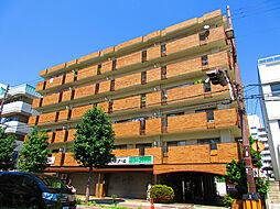 大阪府大阪市住之江区御崎4丁目の賃貸マンションの外観