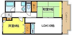 岸里駅 7.6万円