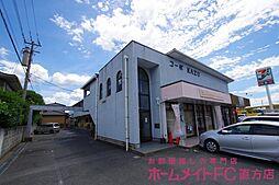 コーポKAZU[2階]の外観