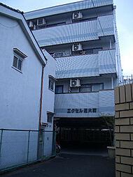 エクセル近大前[3階]の外観