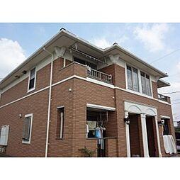 愛知県北名古屋市石橋郷の賃貸アパートの外観