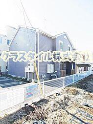 神奈川県海老名市門沢橋4の賃貸アパートの外観