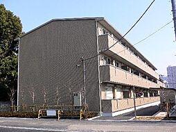プリムヴェール 十一番館[101号室]の外観