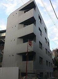 東京都渋谷区広尾3丁目の賃貸マンションの外観