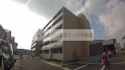 大阪府堺市中区大野芝町の賃貸マンションの外観