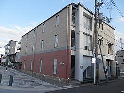 コーポ中小路[2階]の外観