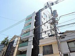 BRIGHT COURT Barrio[3階]の外観