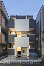 Villetta三国ヶ丘(ヴィレッタミクニガオカ)[2階]の外観