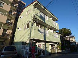 埼玉県川口市前川3丁目の賃貸マンションの外観