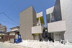 福岡県福岡市南区折立町の賃貸アパートの外観