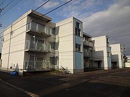 北海道旭川市北門町19丁目の賃貸マンションの外観