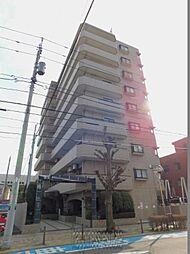 神奈川県相模原市中央区鹿沼台2丁目の賃貸マンションの外観