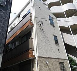 東京都足立区大谷田3丁目の賃貸アパートの外観