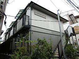 クレールアベノ[1階]の外観