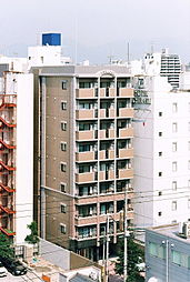 エンクレスト天神南[2階]の外観