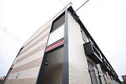 香川県坂出市御供所町2丁目の賃貸アパートの外観