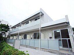 レジデンス小金井[1階]の外観