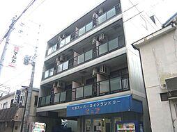 大阪府茨木市双葉町の賃貸マンションの外観