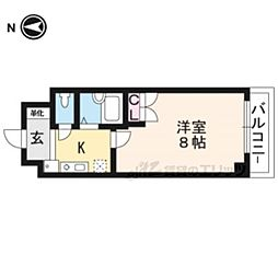 桃山駅 3.6万円