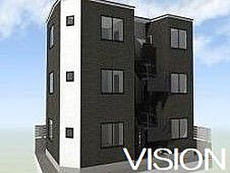 南千住ハウス[2階号室]の外観