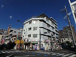 第一荻島ユニティビル[3階]の外観