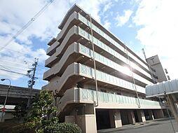 レジデンスコトン[5階]の外観