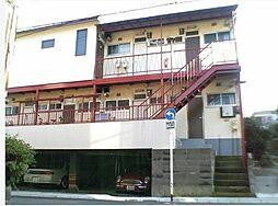 コーポYTY[1階]の外観