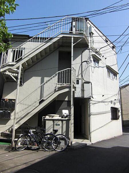 東京都板橋区宮本町の賃貸アパート