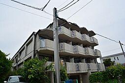アトリウム前田[3階]の外観