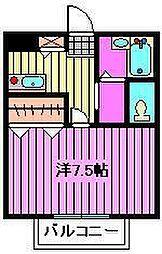 STEP・I日進[1階]の間取り