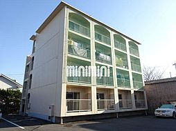 第二清隆荘[4階]の外観