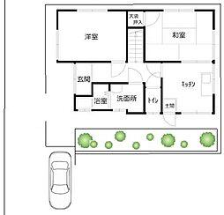 西二見駅 5.0万円