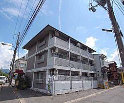 京都府京都市左京区高野泉町の賃貸マンションの外観