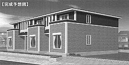 サクールII[1階]の外観