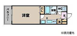 トーシンフェニックス新横濱イクシール[2階]の間取り