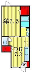 立石4丁目戸建[1階]の間取り