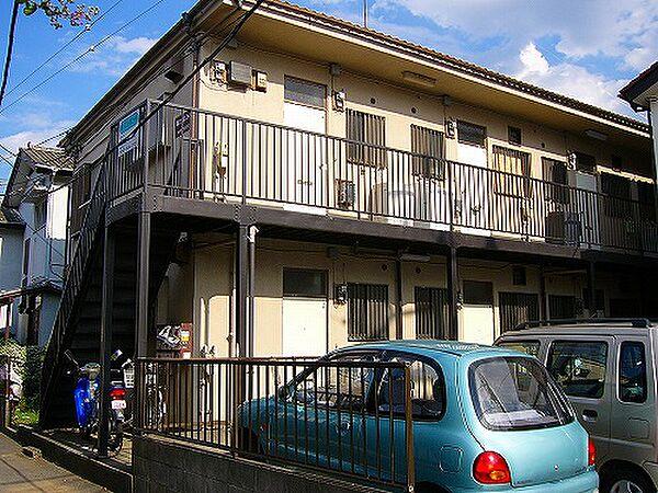第2ことぶきコーポ 2階の賃貸【東京都 / 国分寺市】