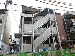 タウン コート ハベ[3階]の外観