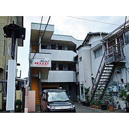 静岡県田方郡函南町畑毛の賃貸マンションの外観