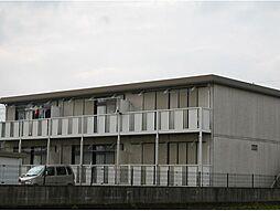 シティハイム富岡[102号室]の外観