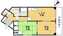 今井ハイツI[3階]の間取り