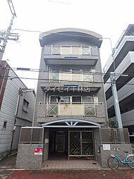 大阪府大阪市旭区中宮5丁目の賃貸マンションの外観