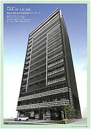 プレサンス名古屋グロウ[10階]の外観