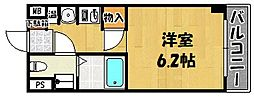 兵庫県神戸市西区王塚台5丁目の賃貸マンションの間取り