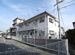 愛媛県松山市藤原1丁目の賃貸アパートの外観