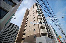 エルスタンザ徳川[13階]の外観