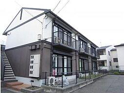 静岡県沼津市原の賃貸アパートの外観