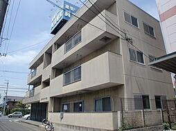愛知県名古屋市港区正徳町6の賃貸マンションの外観